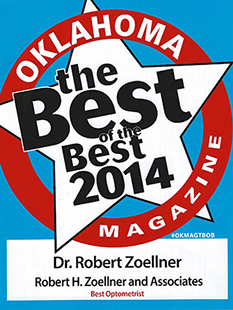 Tulsa Eye Doctor Dr Robert H Zoellner Associates About