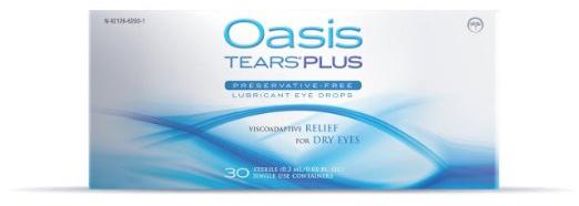 Oasis Tears